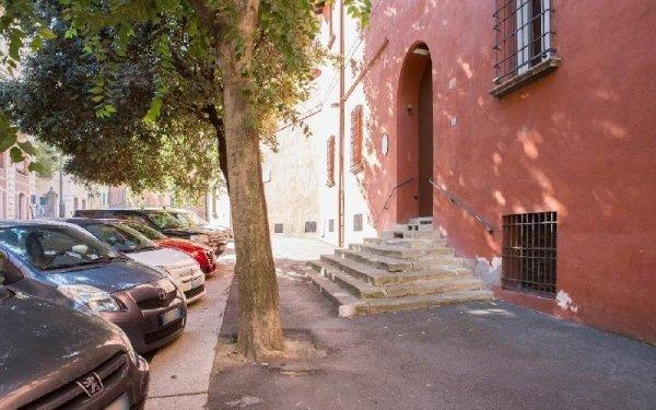 Spazio verde Casa di riposo Francescana