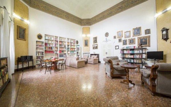 Sala TV Casa di riposo Francescana