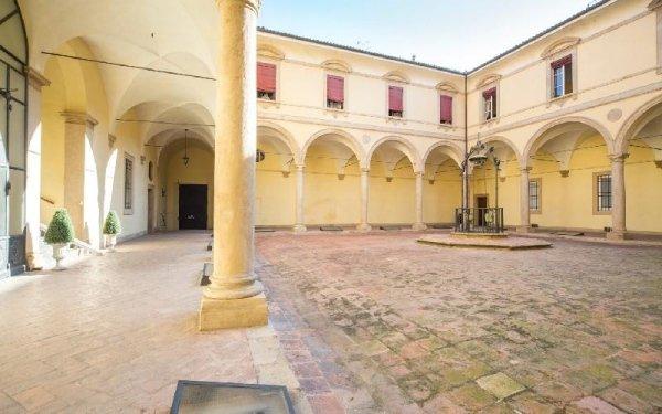 Spazio interno Casa di riposo Francescana