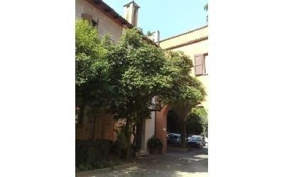 Giardino pensionato Casa di riposo Francescana