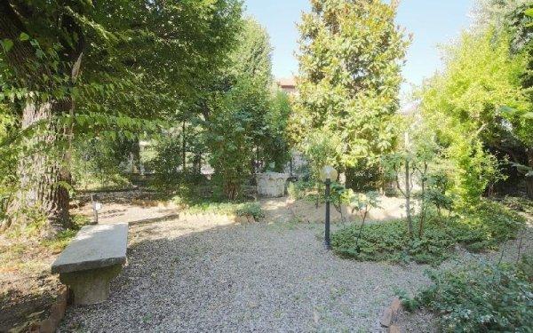 Giardino per anziani Casa di riposo Francescana