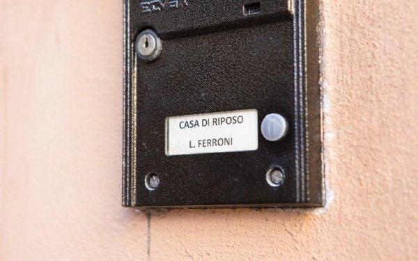 Cassetta postale Casa di riposo Francescana