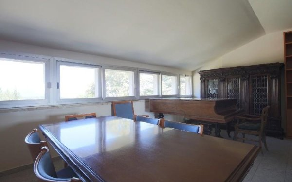 Sala lettura Casa di riposo Francescana
