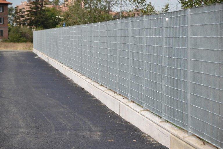 recinzioni metalliche