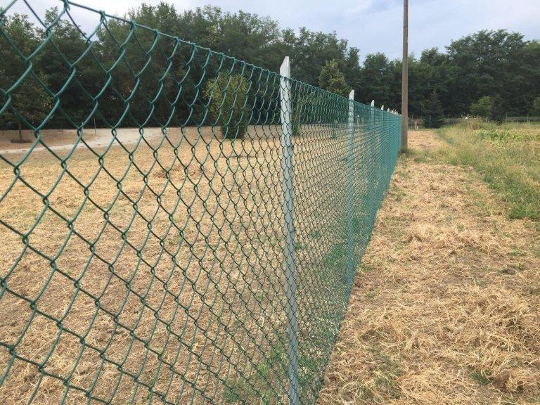 recinzioni metalliche resistenti