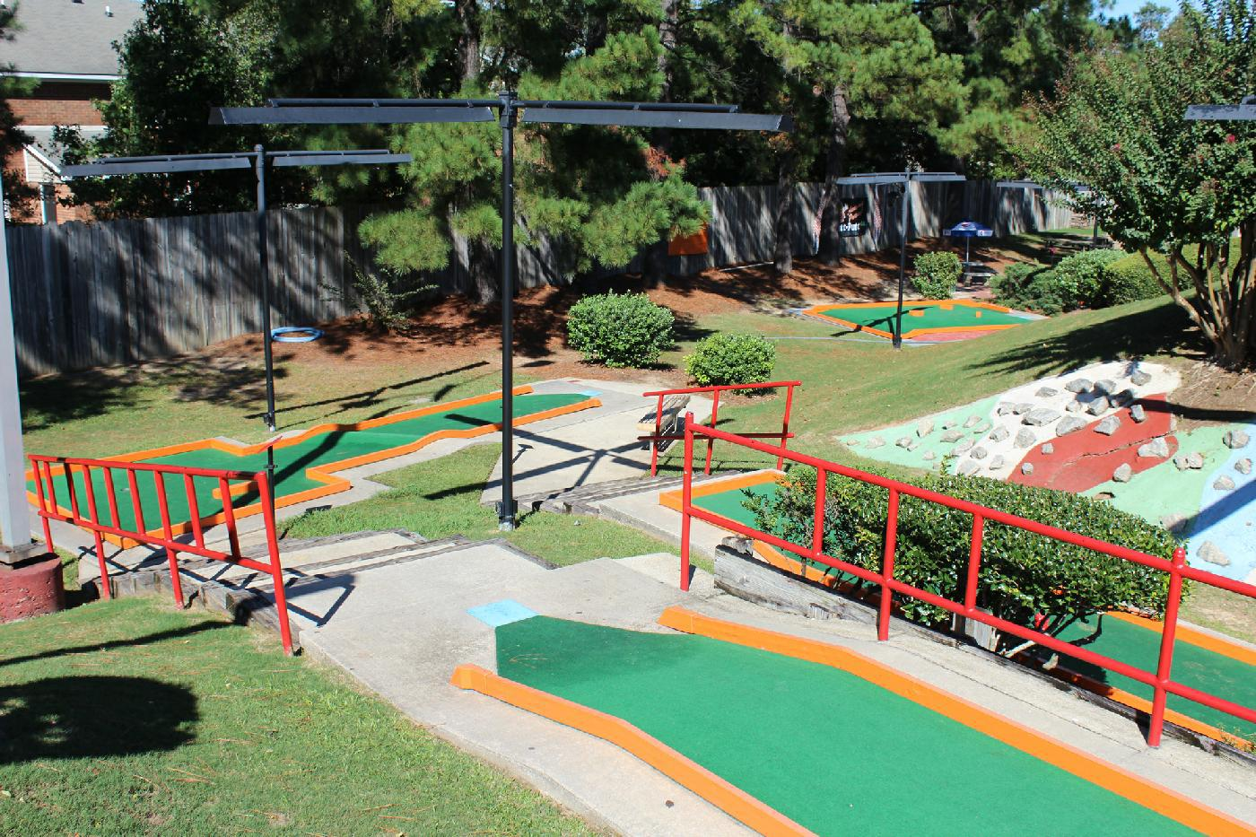 Kids Birthday Parties & Mini Golf in Augusta, GA