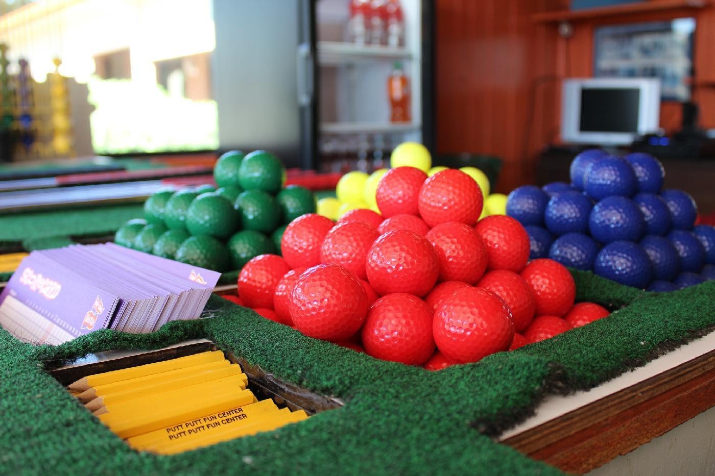 Mini Golf Augusta, GA