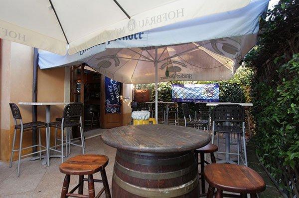 posti a sedere all'aperto CANTINA DEL GEGA Solferino