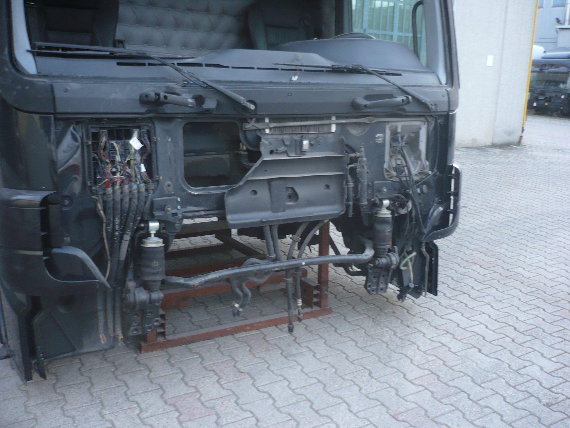 Cabina Volvo Fh Xl Globetrotter 2001