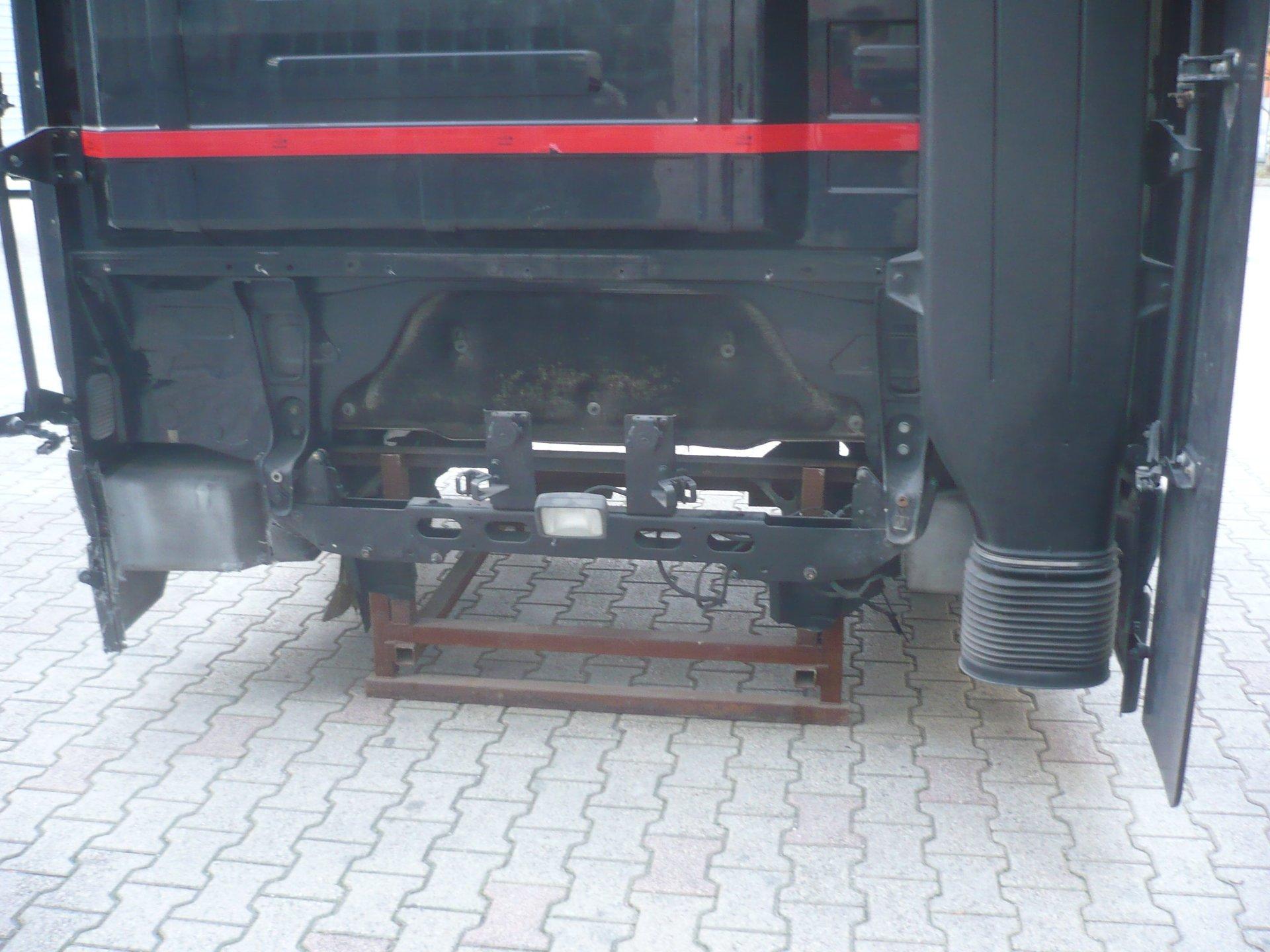 Cabina Volvo Fh V3 Globetrotter 2011