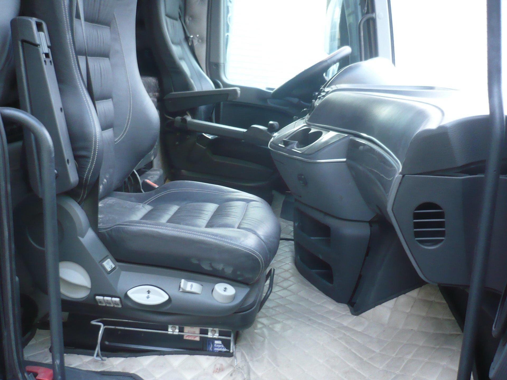 Cabina Volvo Fh Globetrotter 1999 Completa