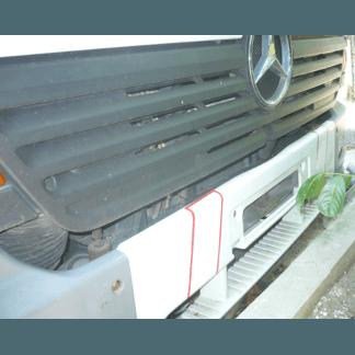 Cabina Mercedes Atego tetto alto 14-7 Paraurti Anteriore