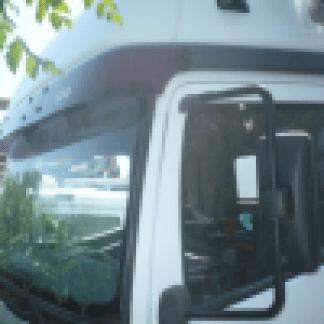 Cabina Mercedes Atego tetto alto 14-7 Specchietto Destro