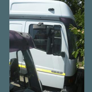 Cabina Mercedes Atego tetto alto 14-7 Parte Anteriore Destra