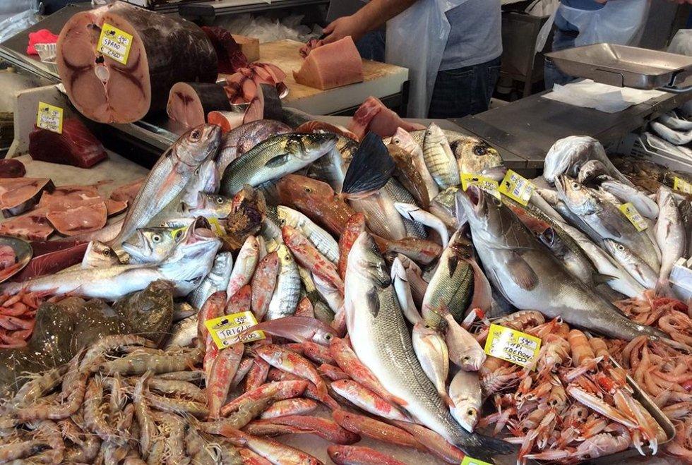 pescheria italia