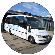 MINI COACH HIRE