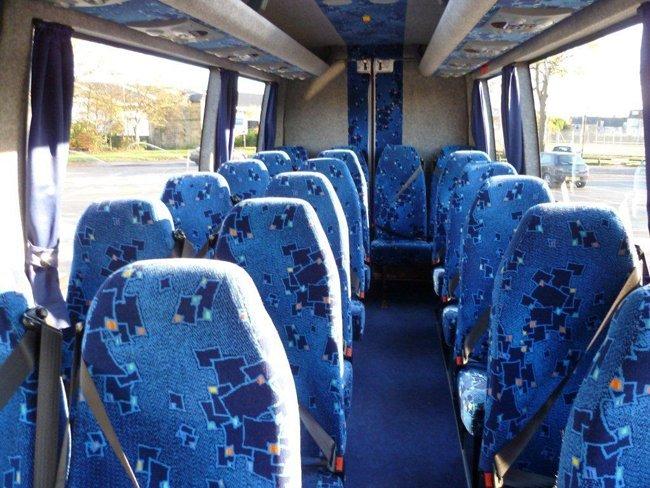 luxurious seats