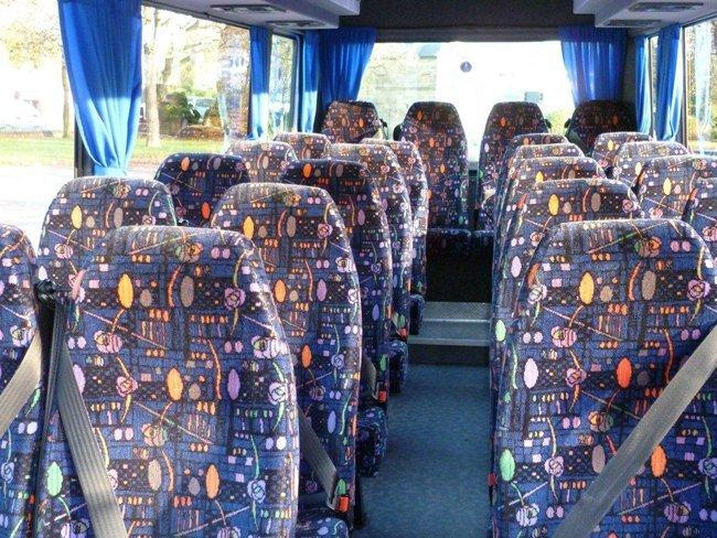clean buses