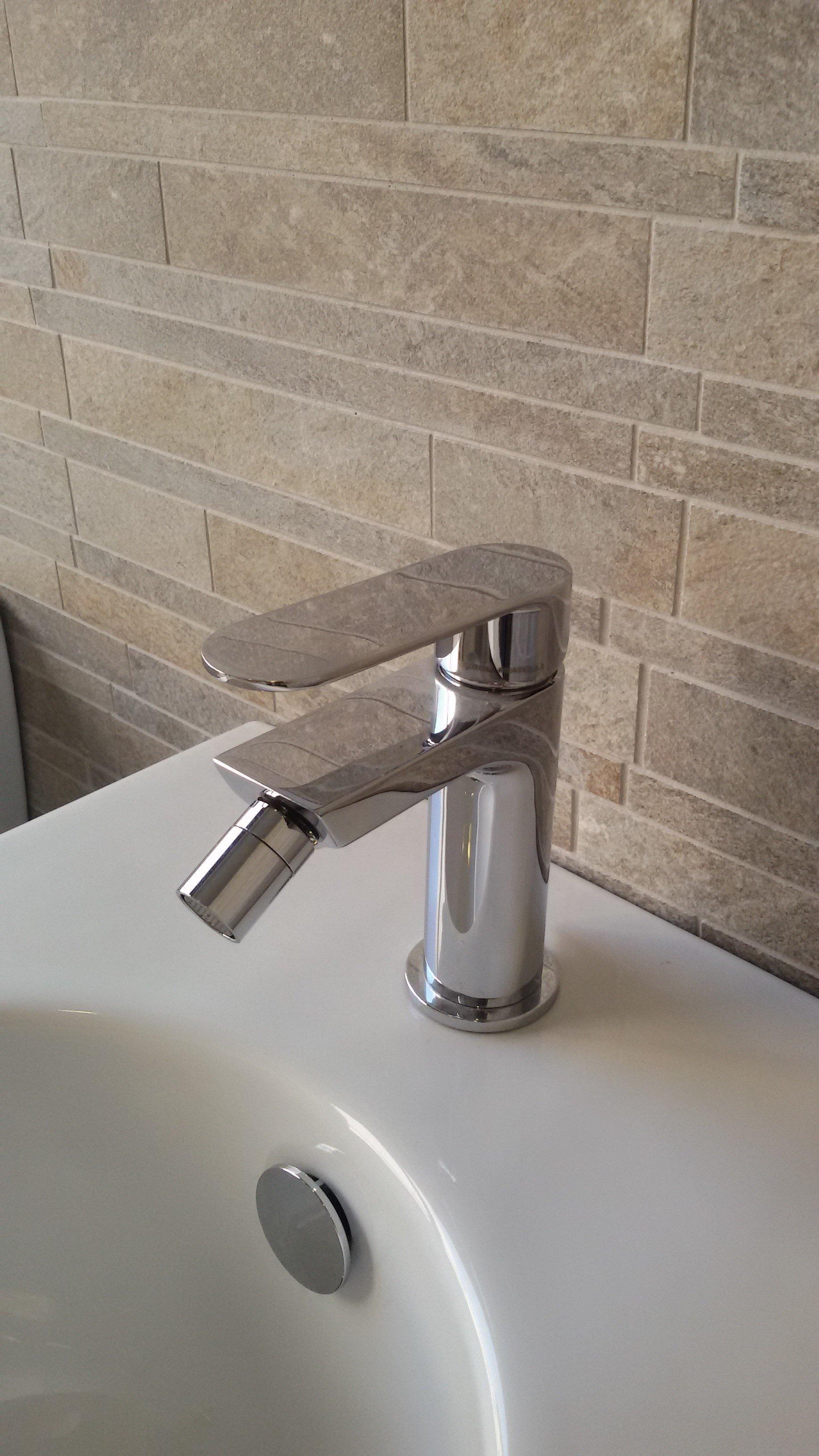 rubinetto rettangolare