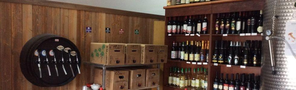 enoteca vendita vini monza