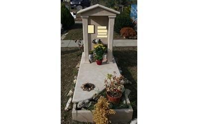 arte funeraria in marmo