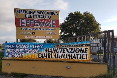 riparazione impianti metano, installazione gpl, officina Effemme, Vetralla