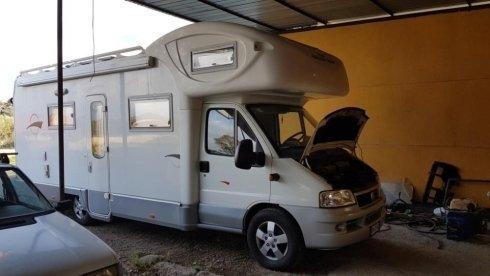 Assistenza camper, assistenza veicoli commerciali, Officina Effemme, Vetralla