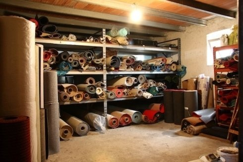 Vendiamo e installiamo anche moquette in lana