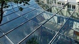 copertura vetrata