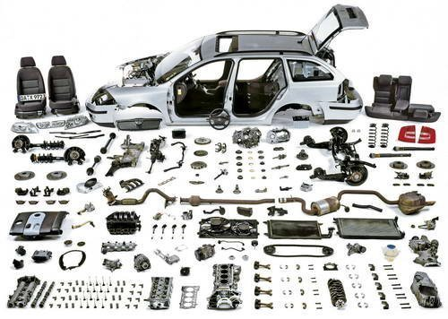 Car parts and their functions