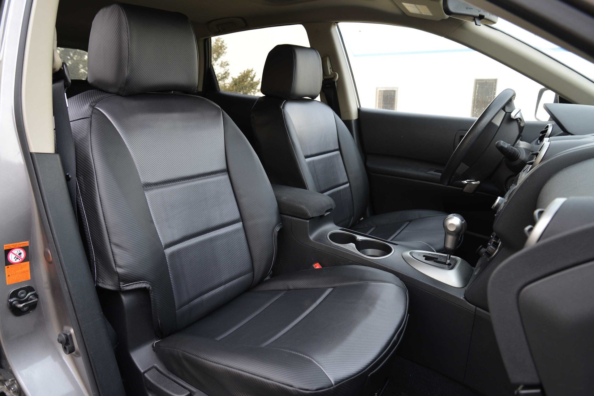 Outfitter series seat covers