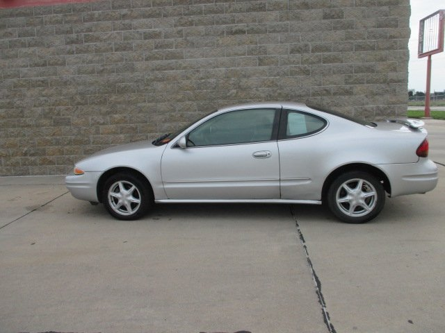 2001 Olds. Alreo