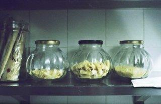 antipasti di pesce, cruditè, fritture di pesce
