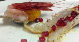 piatti a base di pesce fresco