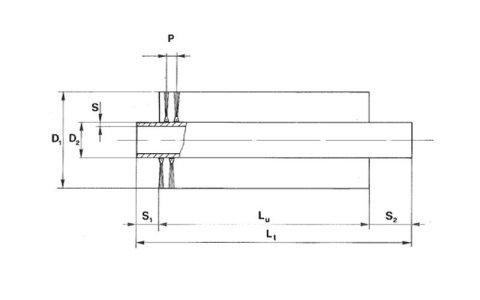 spazzola cilindrica strip CILP