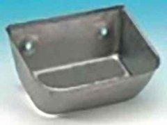 tazze in acciaio con fondo