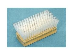 Net cleaning brush