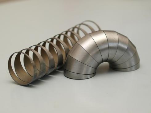 Produzione tubi particolari