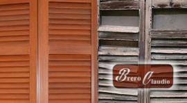 recupero serramenti in legno, restauro serramenti d'epoca, restauro conservativo serramenti