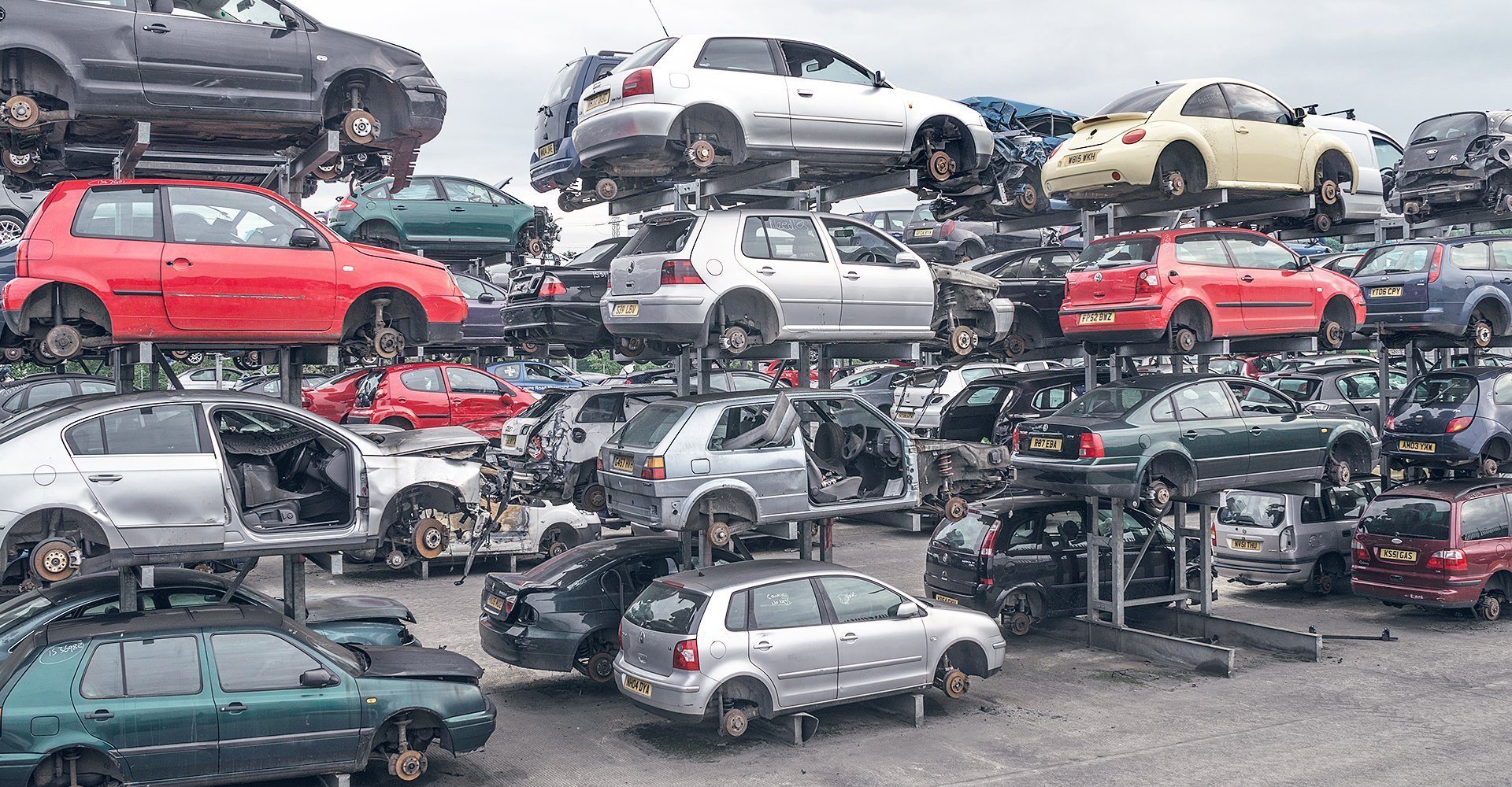 Car breakers | All Spares Car Dismantlers