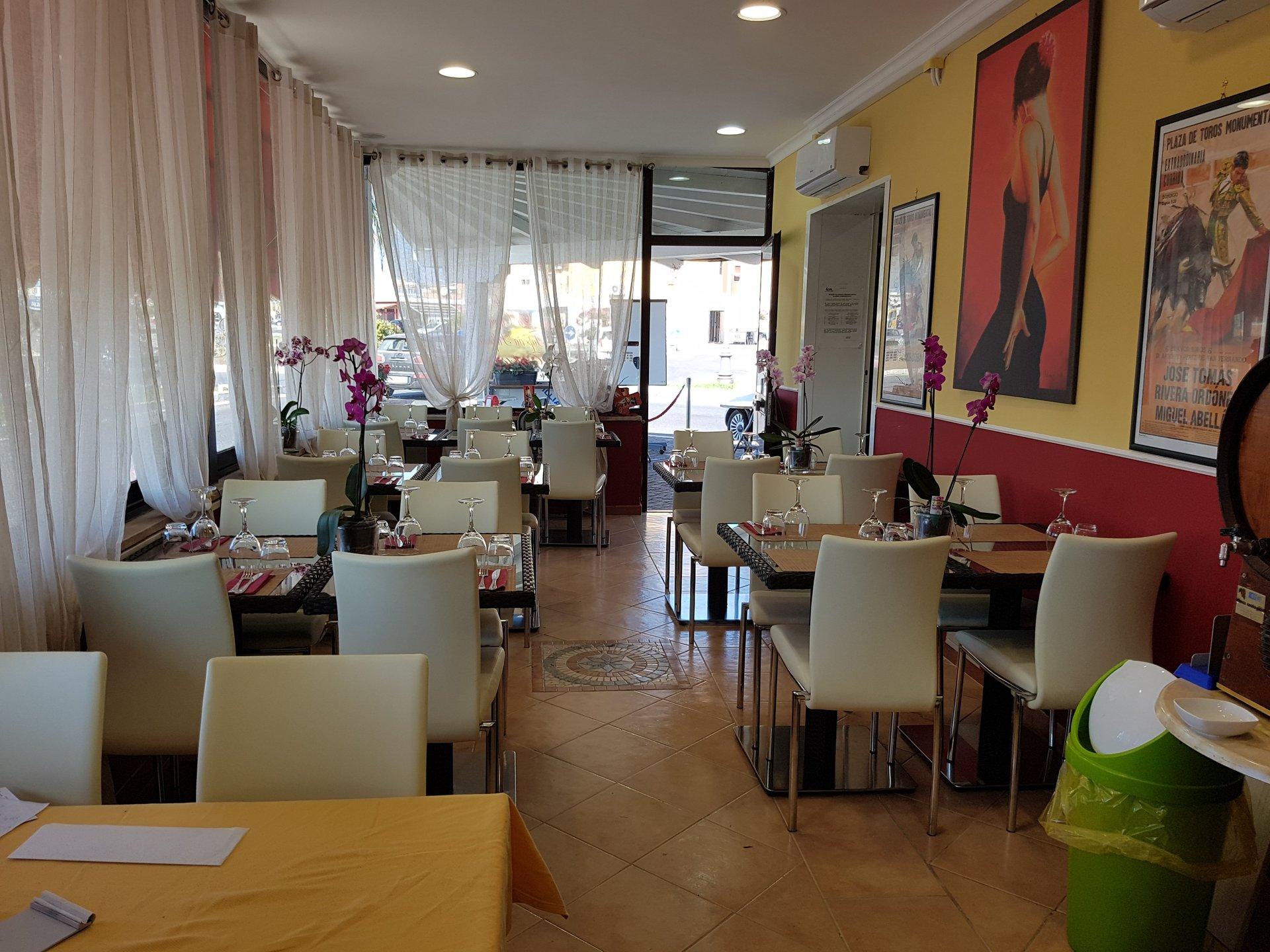 ristorante La Cueva Chef