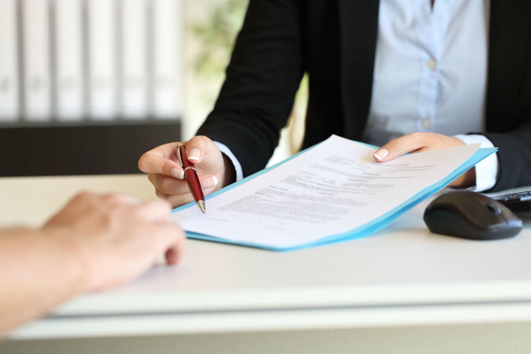 consegna atto notarile