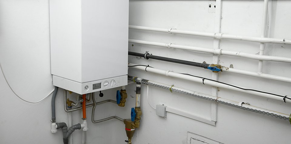 bathroom boiler