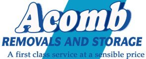 Acomb Removals and Storage York logo