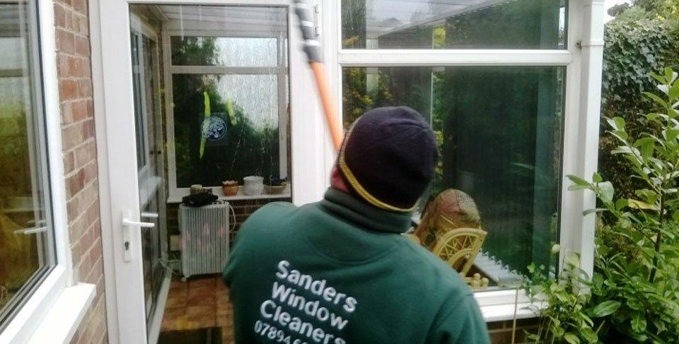 Sanders Window Cleaning In Nottingham