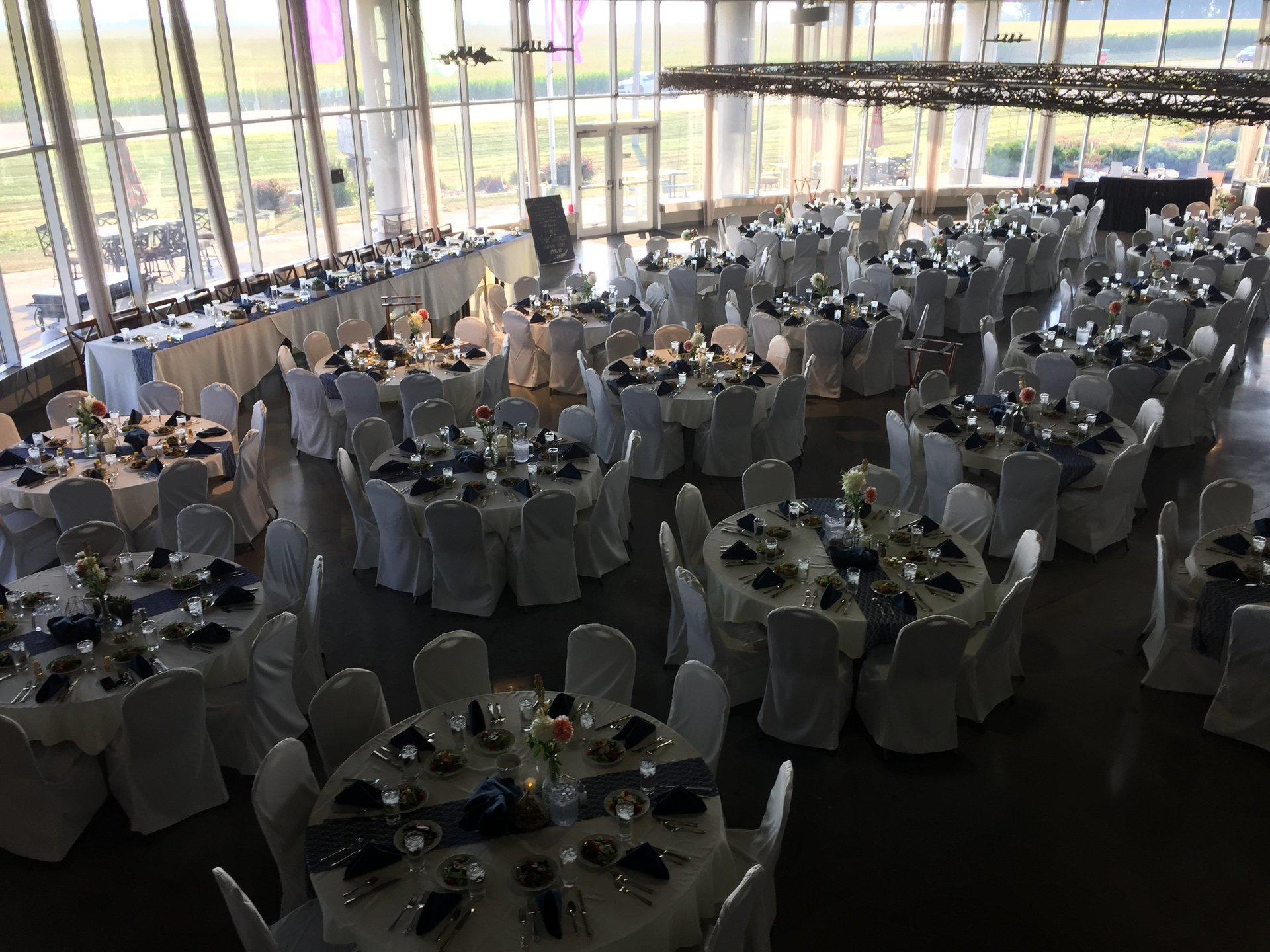 Cambridge Winery Award Winning Wine Gorgeous Event Center