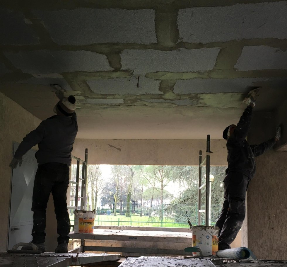 Realizzazione cappotto termico a soffitto in via Castellani Prato 03.jpeg