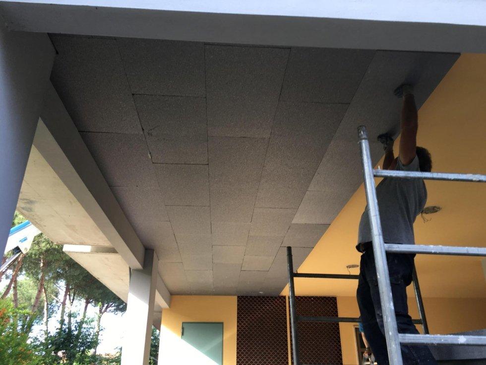 Realizzazione cappotto termico a soffitto in via Castellani Prato 04.jpeg
