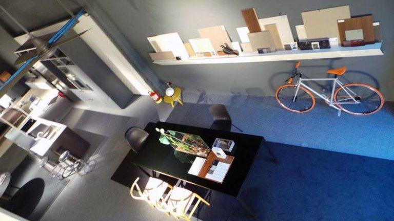 showroom d'interni