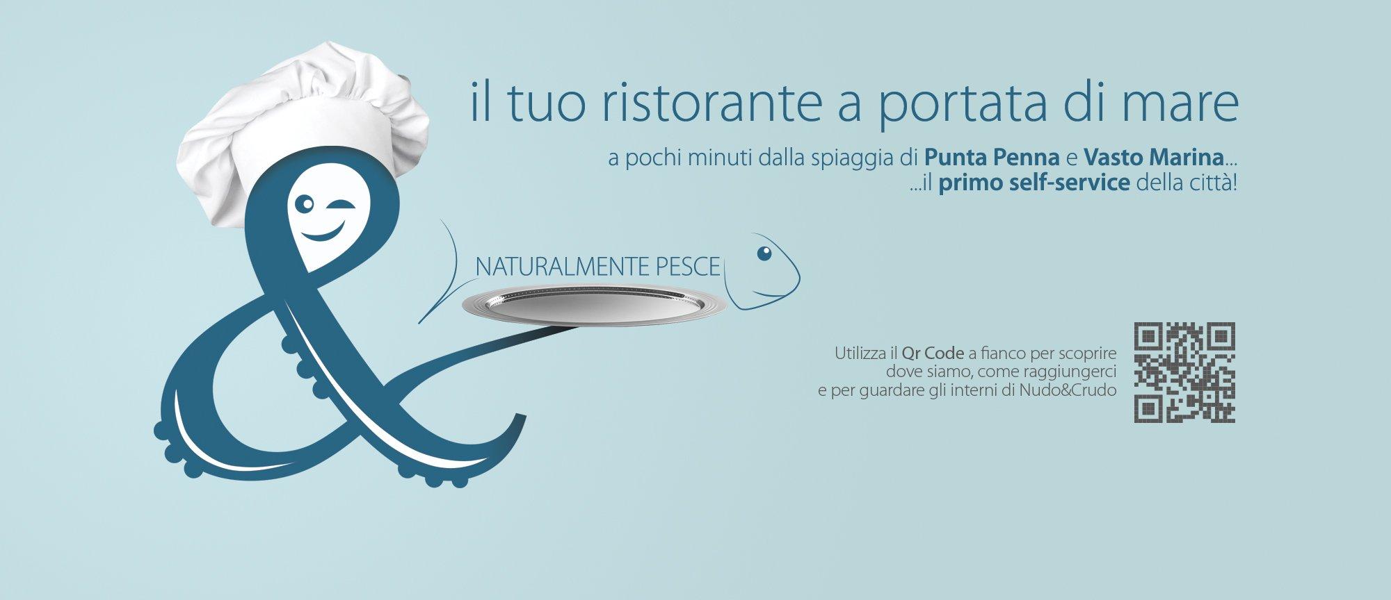 un polipo con un cappello da cuoco e la scritta il tuo ristorante a portata di mare